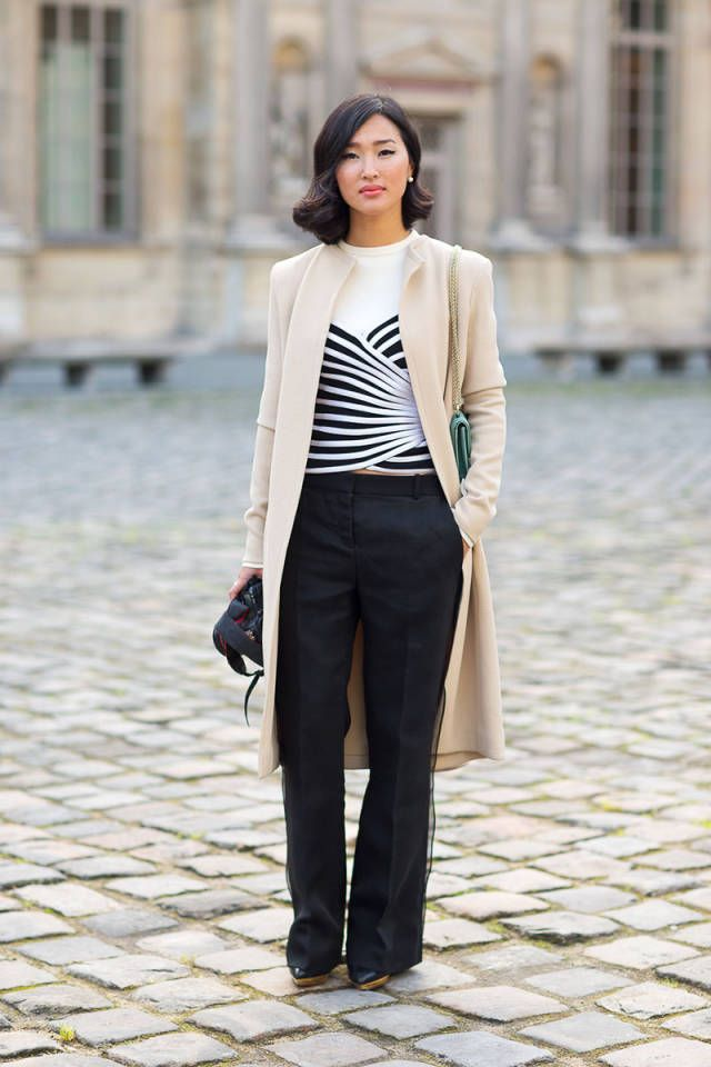 Street Style Paris Our Top 10 Simplynavy
