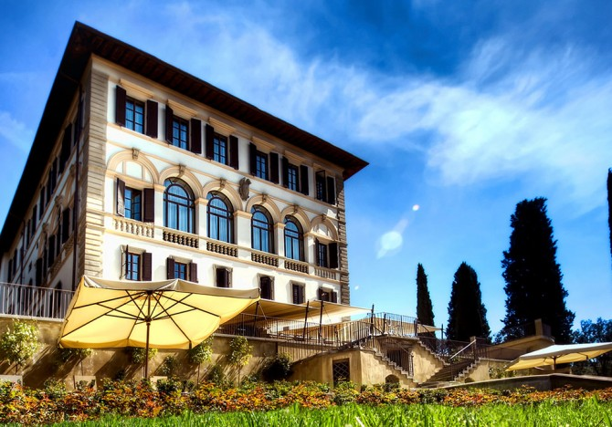 TRAVEL: Il Salviatino Hotel, Florence Italy